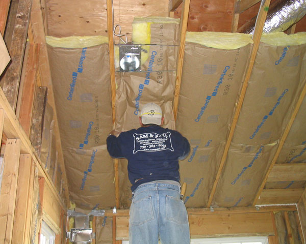 sam paul drywall inc insulation drywall metal studs