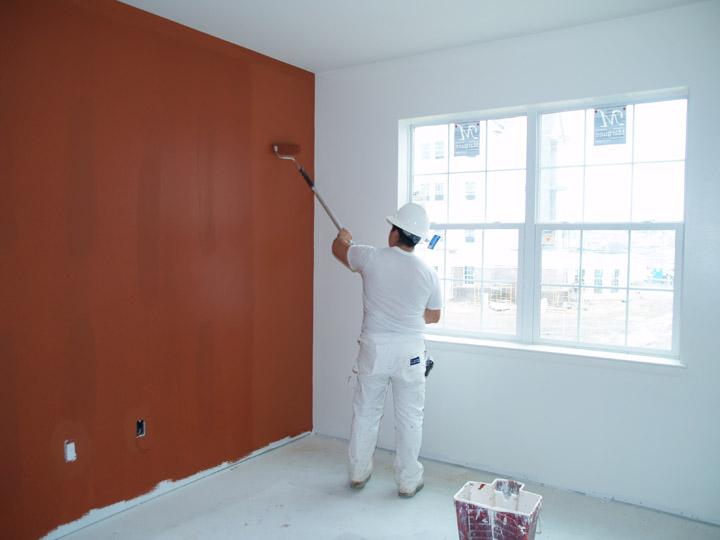 New Residential Apartment Complex Painting At Rowan Boulevard Phase I Glassboro Nj