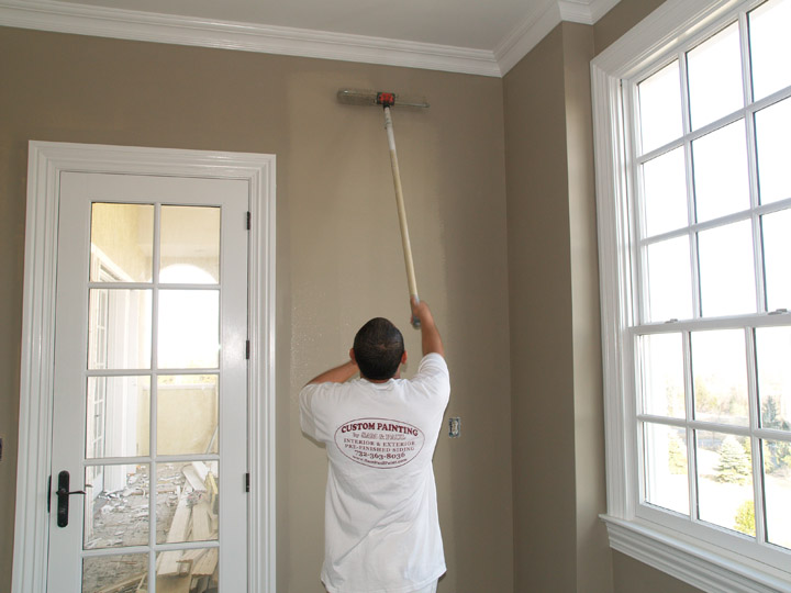 Custom Interior Painting And Stain In Chatham Grande